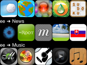 App Deals 動態圖示牆,掌握每日特價 App