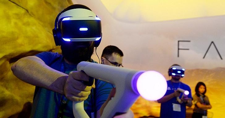 Sony正為 PS VR 醞釀內容爆發,超過 100 款遊戲以及程式將在今年推出