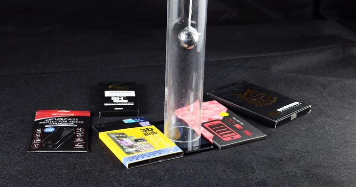 iPhone7 Plus 3D滿版玻璃保護貼比較實測!!哪一家保護貼才最符合你的需求呢?