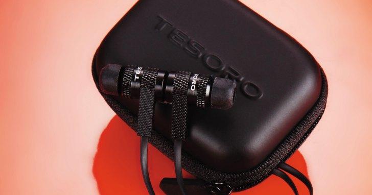 Tesoro Tuned In-Ear Pro- 特音德入耳式電競耳機
