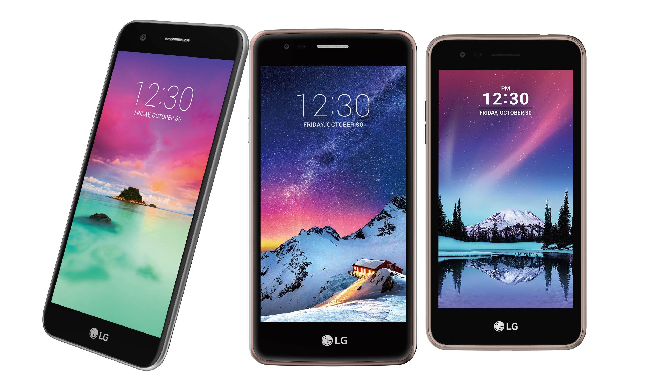 LG K SERIES及Stylus 3新機上市!玩轉生活樂趣 K SERIES 2017攜手掰掰啾啾,輕鬆玩更出「攝」!Stylus 3 1.8mm手寫「筆」較犀利,5.7吋超大「螢」家!