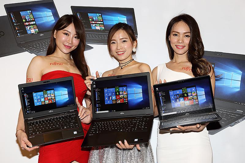 富士通推出多介面輕薄系列,高規格打造頂尖商務筆電!