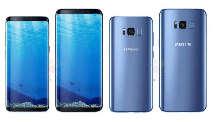 三星 Galaxy S8 / S8+ 發表前流出規格、官方照片總整理
