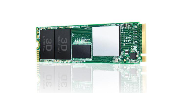 PCIe Gen 3 x4 介面,Transcend MTE850 導入 SMI 控制器與 3D MLC NAND