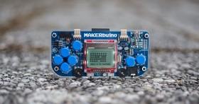 創客的遊戲創客做,MAKERbuino套件自造遊戲主機