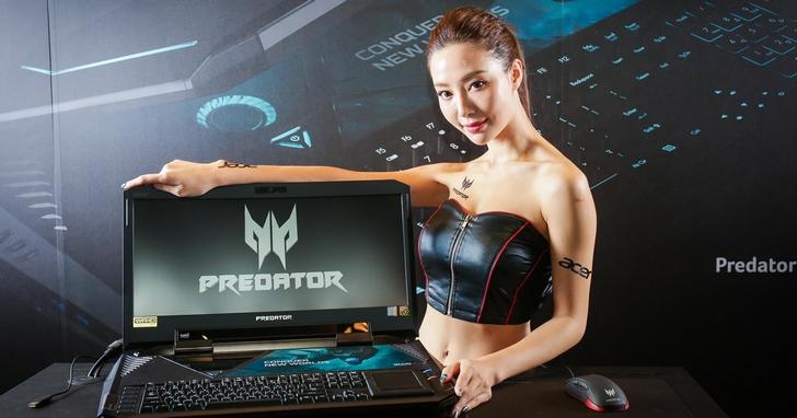 Acer 頂級曲面電競筆電 Predator 21x 開賣,一台要價台幣 299,000