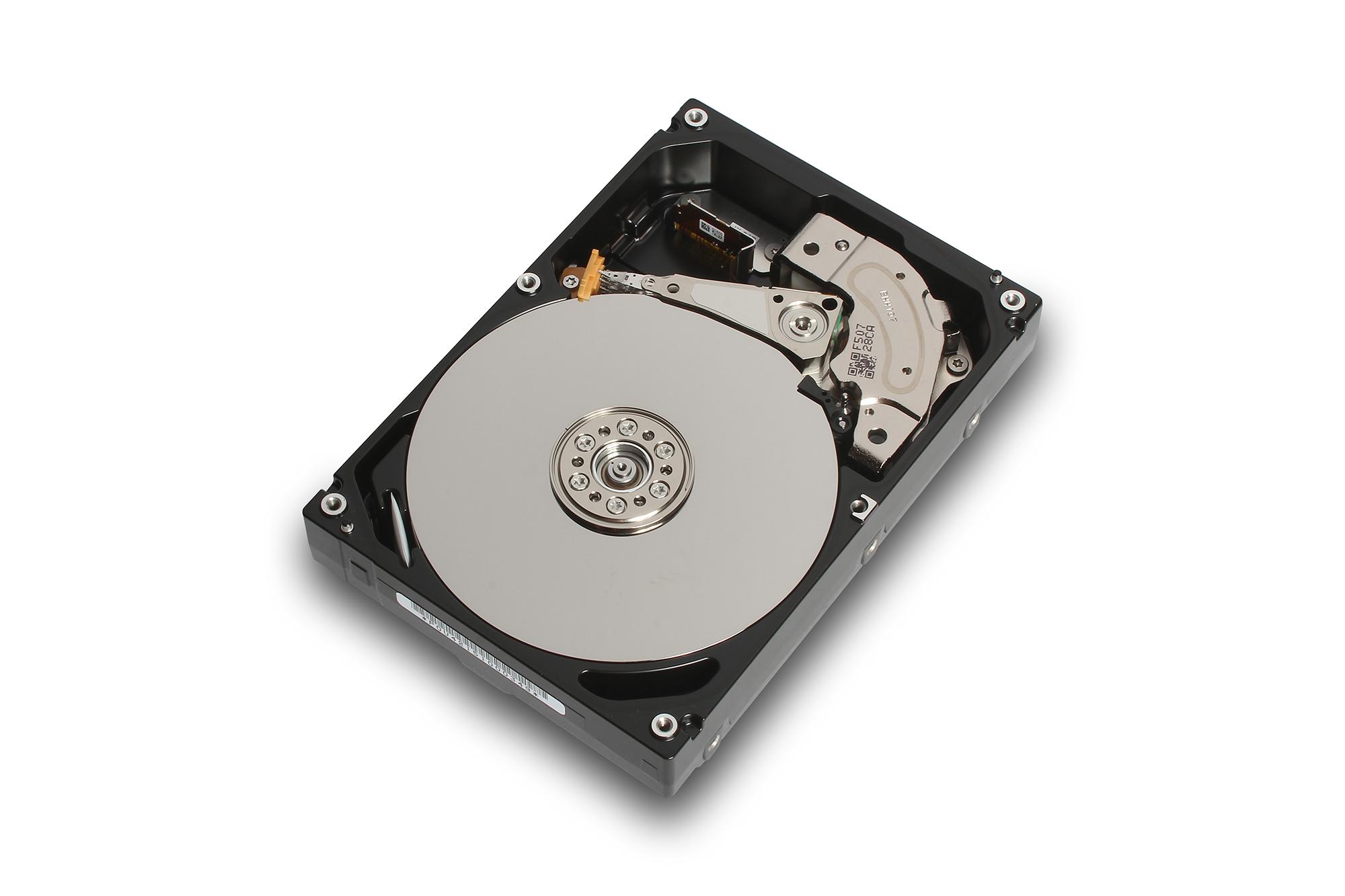 TOSHIBA強勢宣布硬碟容量將創新高! 史上最高效能8TB  MG系列企業級硬碟正式登場!