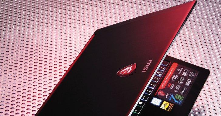MSI GS63VR 7RF Stealth Pro- 影音兼具的輕薄電競筆電之作