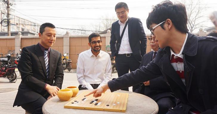 人機對弈五月登場,中國棋王柯潔將與 AlphaGo 再度對決!