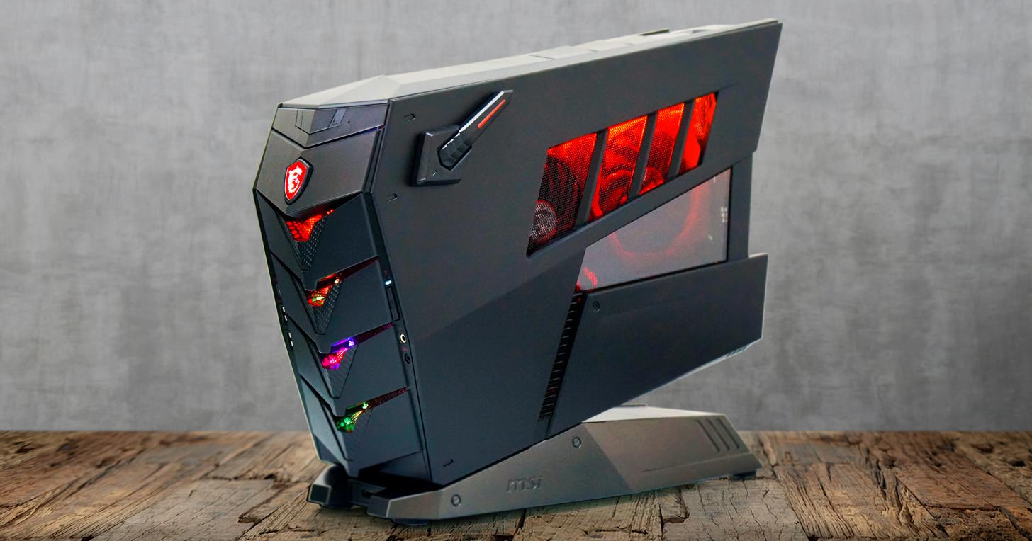 效能剽悍的遊戲小鋼炮!MSI Aegis X3 電競桌機深度評測