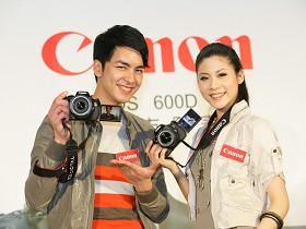 Canon EOS 600D 台灣開賣,記者會現場實測