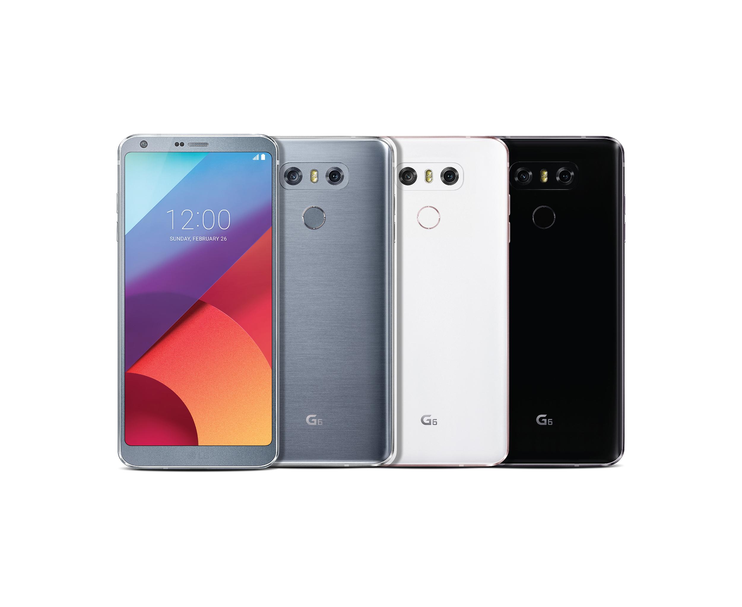 全能天后楊丞琳擔任LG G6年度代言人,單手掌控大螢幕與迷人外型設計,完美詮釋不容小看的新機魅力!