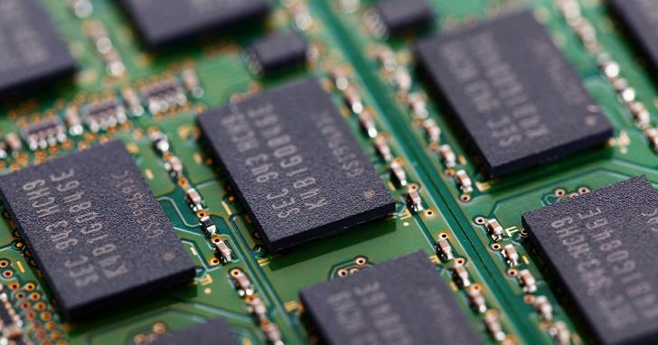 記憶體需求上升,Gartner預估2017全球半導體市場將成長12.3%