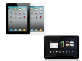 你覺得 iPad 2 和 Android 3.0 平板誰會贏?
