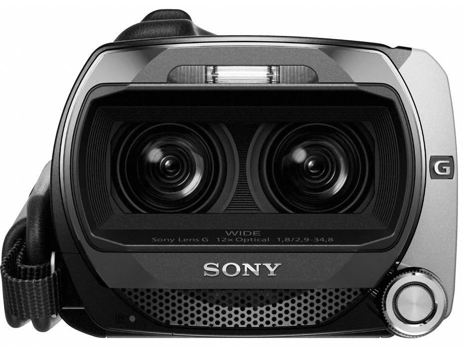 兩顆大眼睛!Sony 3D 攝錄影機下周登台