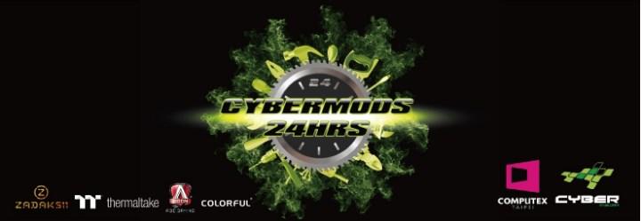 全球矚目的 CyberMods 24hr 電競機箱改裝大賽,重要推手產品曝光