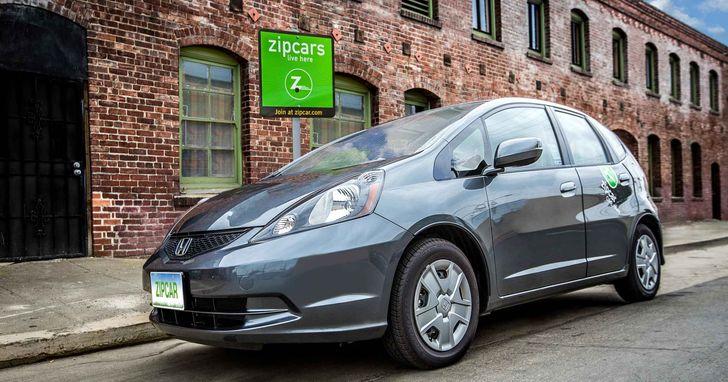 Zipcar 共享汽車服務第 2 季在台北上路,汽車版本的 Ubike