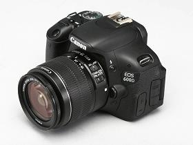 青出於藍,Canon EOS 600D 評測報導