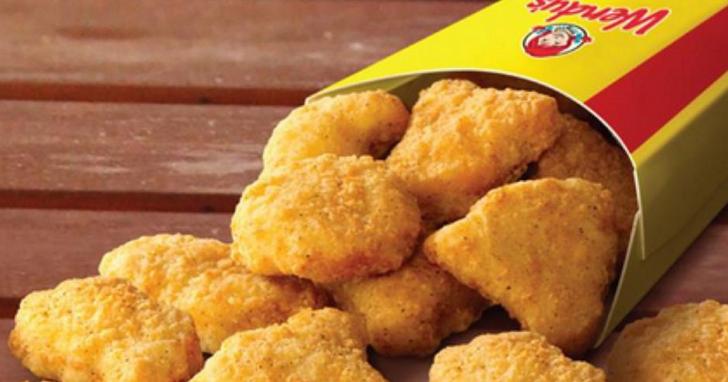 「需要多少轉推次數才能吃一整年免費的雞塊?」「1,800萬次」這則貼文已經打破史上轉推最高紀錄