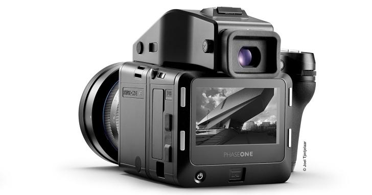 這台只能拍攝黑白照片相機要價高達台幣 150 萬元,因為它是款一億畫素的中片幅相機