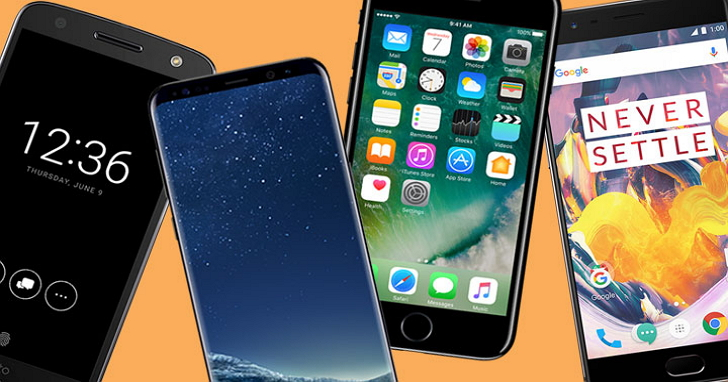 2017 年第一季,全球智慧手機市場哪些手機賣得好?