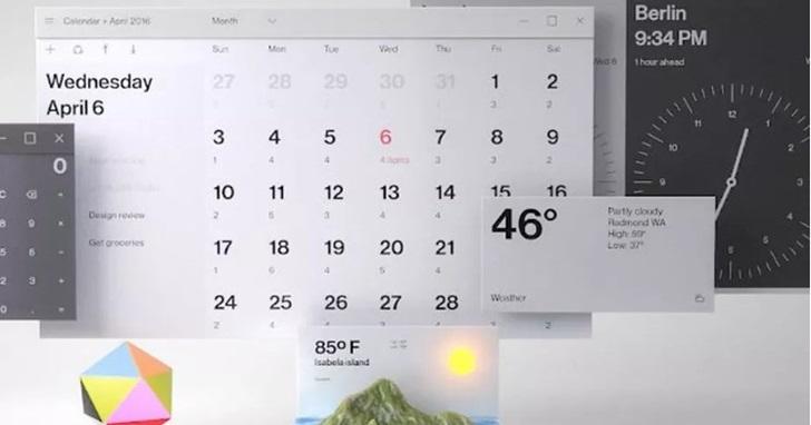 Windows 10 秋季創作者更新功能搶先看:全新介面設計、Timeline、Story Remix、雲端剪貼簿、Edge 強化