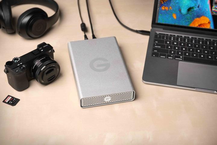 G-Technology推出G-DRIVE USB-C外接式硬碟,為創意工作者、MAC電腦與科技愛好者加快儲存速度。