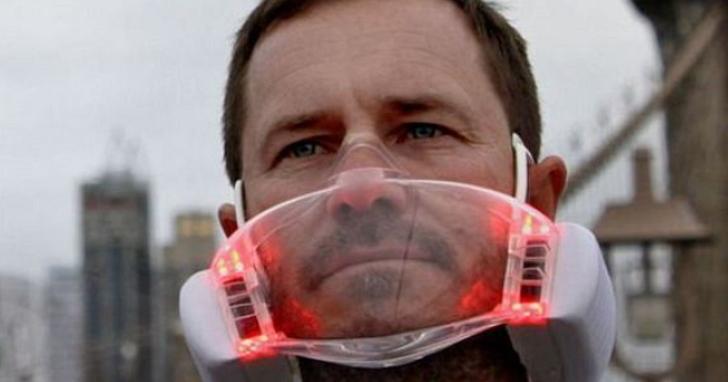 內建風扇、可重複使用!既然空氣不乾淨已經是事實,你需要這個更酷的智慧口罩