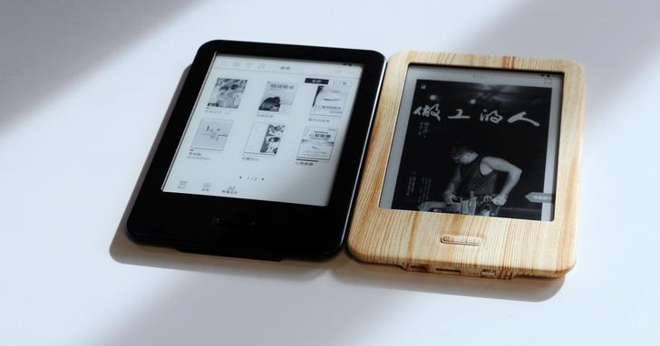 Readmoo 推出首款原生正體中文直排、顯示、輸入的E-ink閱讀器 mooInk