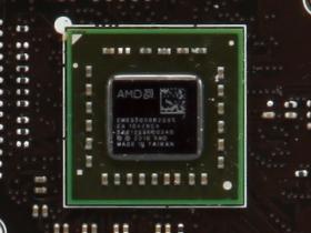 散熱片更大,MSI E350IA-E45 評測