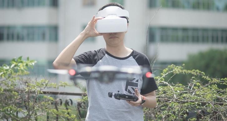 大疆要你花台幣13,000元買一個「飛行眼鏡」,這才是一套完整的數位航拍體驗