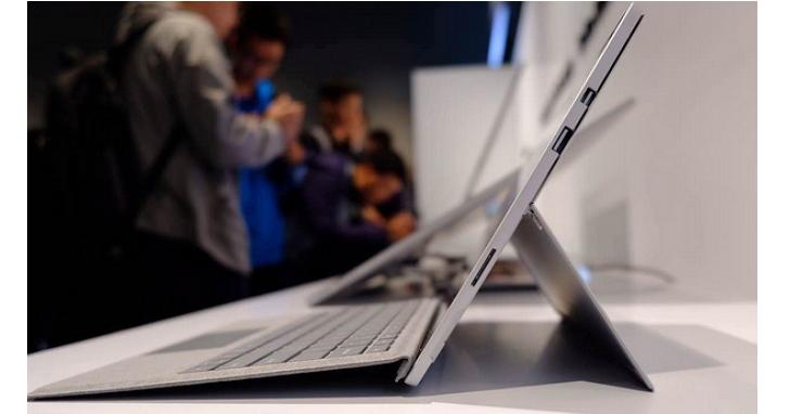 不是Surface Pro 5,微軟發表New Surface Pro、i7+16GB 頂級版約台幣10萬元