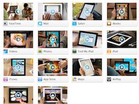 Apple 網站更新 iPad 2 示範影片