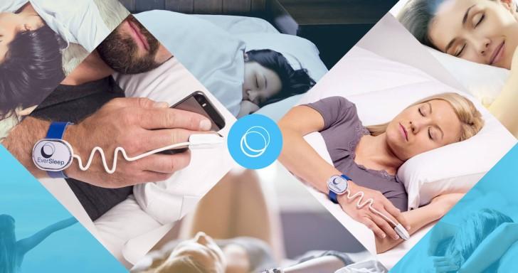 EverSleep 5合1睡眠品質偵測器,在家就能找出失眠因素
