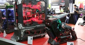 Computex 現場報導:各家廠商推出多款電競產品,VR 仍是重要主題