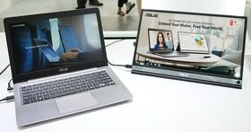15.6 吋 Full HD,最輕薄的外接螢幕 ASUS ZenScreen 展場直擊