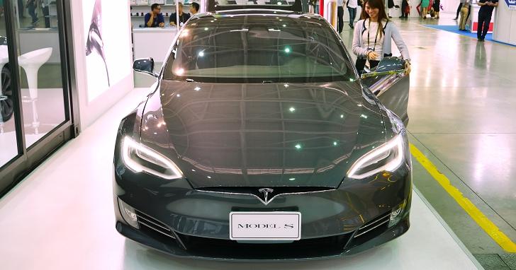 首度進軍 Computex,特斯拉派出 Model X、Model S 在南港館讓你靜態試乘
