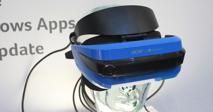 從戰略面到實際體驗,搞懂微軟與合作伙伴所推的眾多的MR眼鏡是什麼?