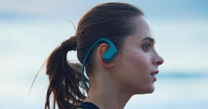 新增環境音模式及防海水規格,Sony 推出 Walkman NW-WS623 藍牙運動隨身聽