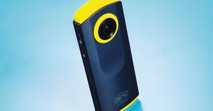 DETU Twin 360- 平價360度 VR 時代來臨 | T客邦