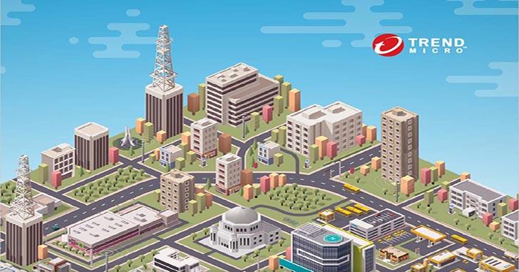 全球瘋建智慧烏托邦 趨勢科技資安10大要點協助檢視智慧城市安全性