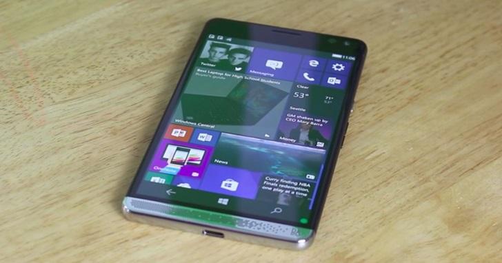 Windows Phone 已死?微軟官方洩露的 CShell 介面來打臉了