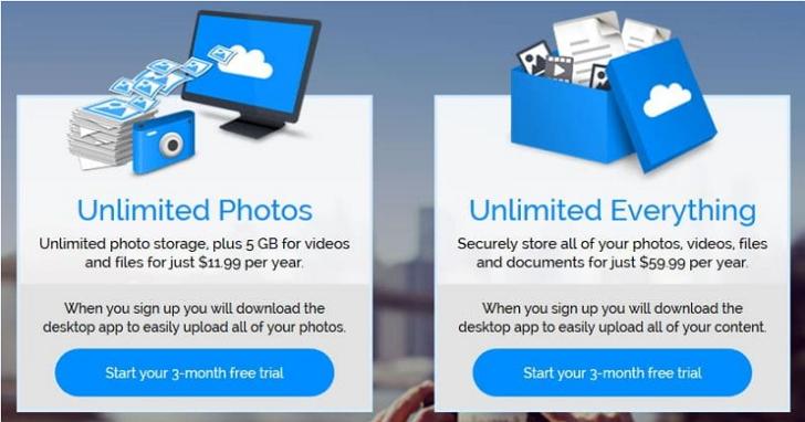 你也被套牢了嗎?Amazon Drive取消無限儲存空間方案,一堆網友的檔案不知怎麼救
