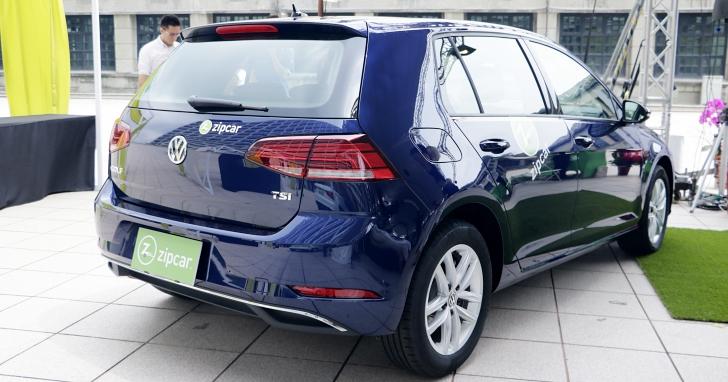 遍及 500 個城市的共享汽車 Zipcar 進軍台灣,每小時費率 250 元起