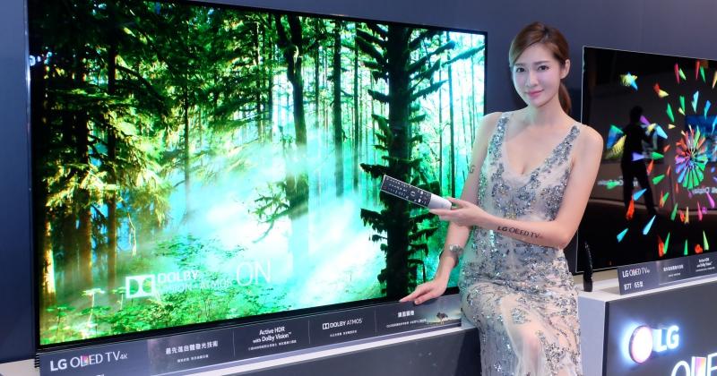 LG 發表三規 Active HDR OLED 電視,智慧遙控升級 webOS 3.5
