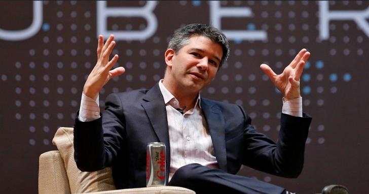創辦人就是公司的問題來源?Uber創辦人卡拉尼克宣布「暫時離開」執行長職位