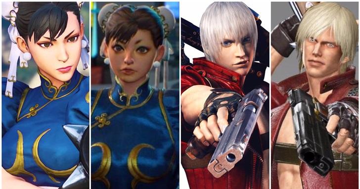 令人鼻酸!使用 Unreal Engine 4 製作的《Marvel vs. Capcom: Infinite》遊戲人物外觀被批崩壞