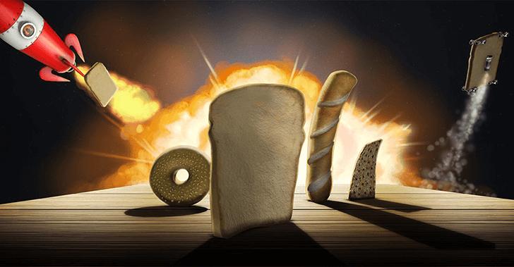 博君一笑:遊戲麵包發展史