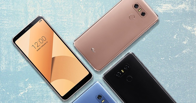 LG 在韓國推出 G6+,未採用 S835 處理器、主打音質升級