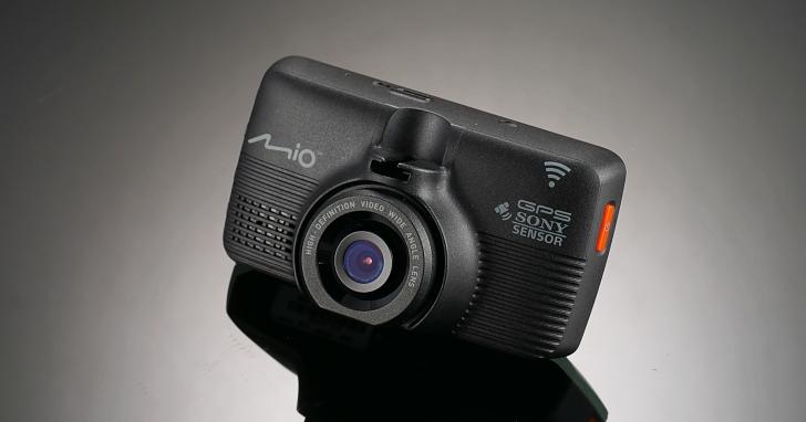 Wi-Fi 碰撞立刻傳、夜間錄影更清晰 Mio MiVue 792 行車記錄器實測